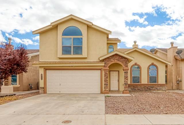 12590 Paseo Rosannie Avenue, El Paso, TX 79928 (MLS #838075) :: The Purple House Real Estate Group
