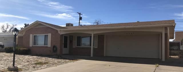 3223 Wedgewood Drive, El Paso, TX 79925 (MLS #838079) :: The Purple House Real Estate Group