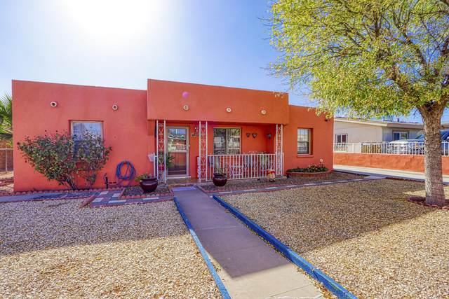 7552 Taxco Drive, El Paso, TX 79915 (MLS #838092) :: Preferred Closing Specialists