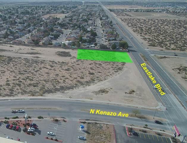 14264 Eastlake Boulevard, Horizon City, TX 79928 (MLS #838121) :: The Purple House Real Estate Group