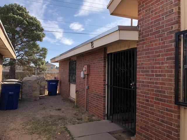 10005 Caribou Drive B, El Paso, TX 79924 (MLS #838131) :: Red Yucca Group
