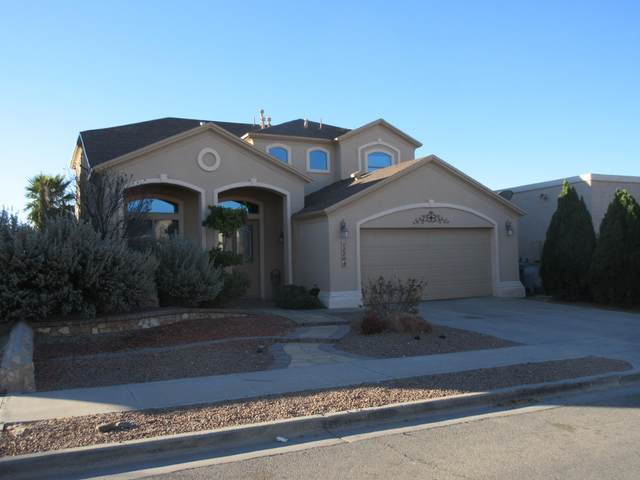 12704 Cozy Prairie Drive, El Paso, TX 79938 (MLS #838138) :: The Purple House Real Estate Group