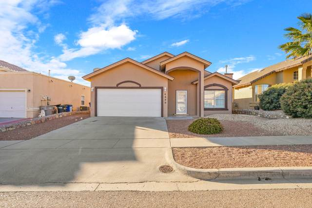 4640 Robert Acosta Drive, El Paso, TX 79934 (MLS #838142) :: The Purple House Real Estate Group