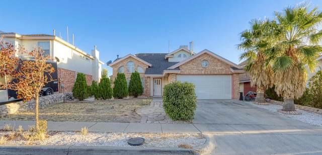 7460 Luz De Lumbre Avenue, El Paso, TX 79912 (MLS #838161) :: The Purple House Real Estate Group