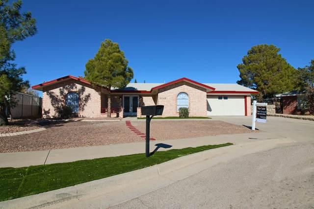 3248 Vogue Dr, El Paso, TX 79935 (MLS #838162) :: The Purple House Real Estate Group