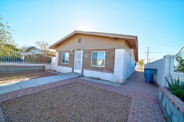 3900 Nations Avenue, El Paso, TX 79930 (MLS #838166) :: The Purple House Real Estate Group
