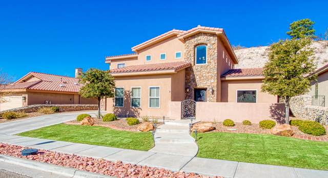 6241 Wildwood Court, El Paso, TX 79912 (MLS #838180) :: The Purple House Real Estate Group