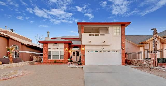 7212 Desert Jewel Drive, El Paso, TX 79912 (MLS #838185) :: The Purple House Real Estate Group