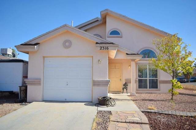 2316 Tierra Azul Way, El Paso, TX 79938 (MLS #838192) :: Preferred Closing Specialists