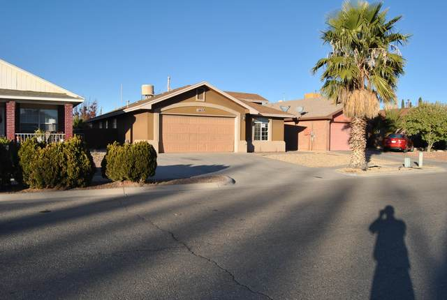 11677 Bell Tower Drive, El Paso, TX 79936 (MLS #838196) :: The Purple House Real Estate Group