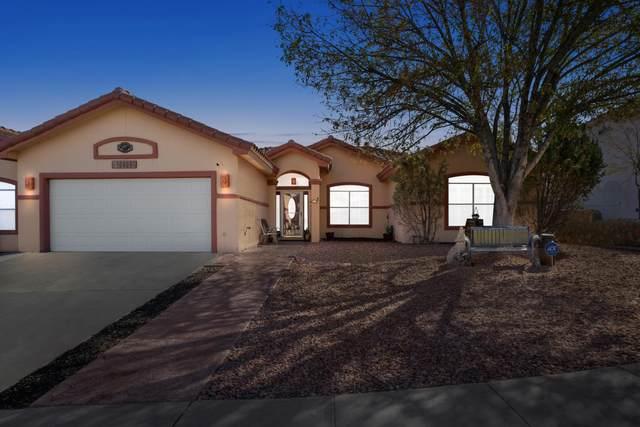 10808 Loma De Amor Lane, El Paso, TX 79934 (MLS #838200) :: The Purple House Real Estate Group