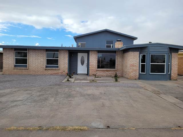 721 Fall River Road, El Paso, TX 79907 (MLS #838204) :: The Purple House Real Estate Group