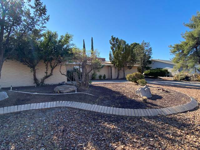 11016 Don January Drive, El Paso, TX 79935 (MLS #838220) :: The Purple House Real Estate Group