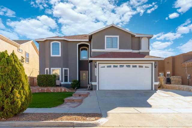 12556 Tierra Inca Drive, El Paso, TX 79938 (MLS #838224) :: Preferred Closing Specialists