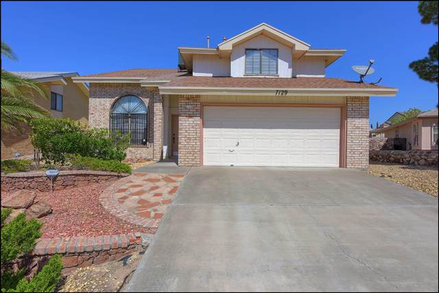 7129 Feather Hawk Drive, El Paso, TX 79912 (MLS #838229) :: The Purple House Real Estate Group