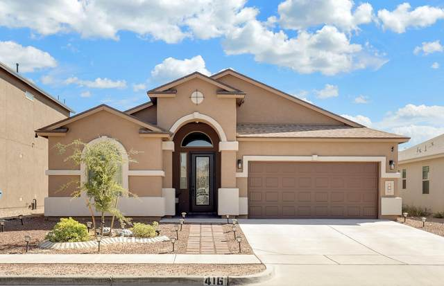 416 S Halstead Drive, Horizon City, TX 79928 (MLS #838246) :: Preferred Closing Specialists