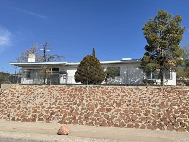 5205 Garry Owen Road, El Paso, TX 79903 (MLS #838254) :: Preferred Closing Specialists