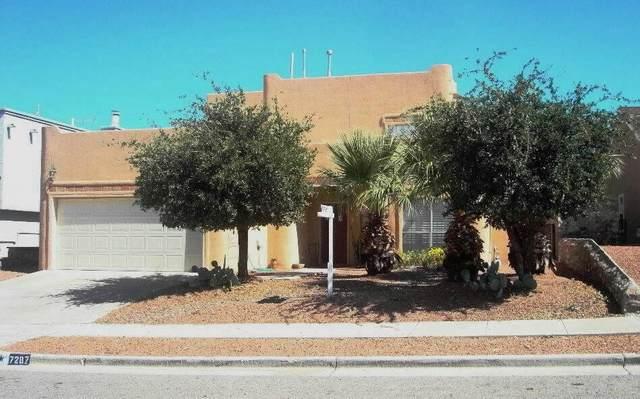 7287 Luz De Ciudad Court, El Paso, TX 79912 (MLS #838262) :: Summus Realty