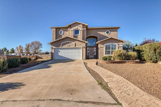 5905 Anapaula Drive, El Paso, TX 79932 (MLS #838265) :: Preferred Closing Specialists