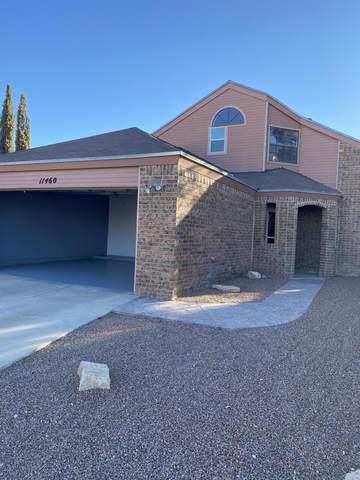 11460 Lake Nasser Drive, El Paso, TX 79936 (MLS #838282) :: The Purple House Real Estate Group
