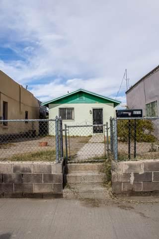 3317 Durazno Avenue, El Paso, TX 79905 (MLS #838286) :: The Purple House Real Estate Group
