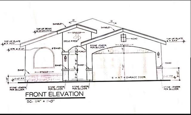 14641 Hendrik Drive, El Paso, TX 79928 (MLS #838317) :: The Purple House Real Estate Group