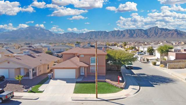 11445 Marcos Lucero Place, El Paso, TX 79934 (MLS #838331) :: The Purple House Real Estate Group