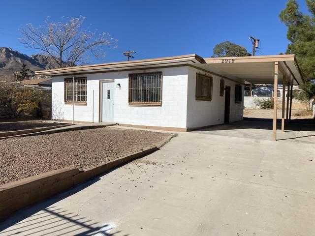 2919 Jefferson Avenue, El Paso, TX 79930 (MLS #838335) :: The Purple House Real Estate Group
