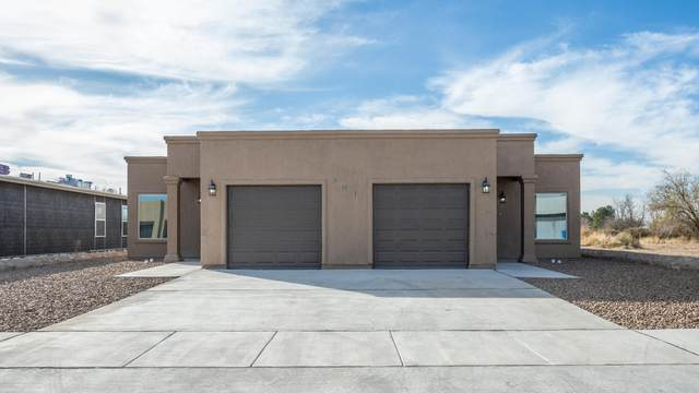 8423 Leo Street A & B, El Paso, TX 79904 (MLS #838351) :: The Purple House Real Estate Group