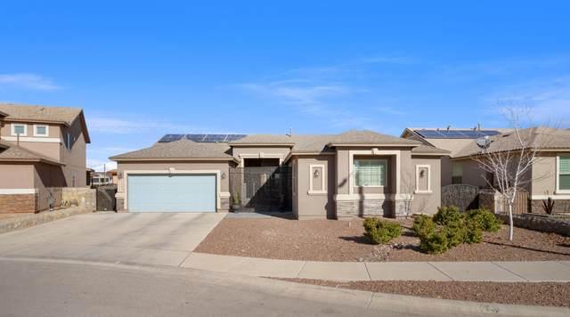 12649 Honey Mesquite, El Paso, TX 79928 (MLS #838355) :: The Purple House Real Estate Group