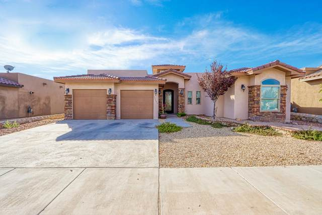 12152 Chapel Hill Road, Horizon City, TX 79928 (MLS #838357) :: The Purple House Real Estate Group
