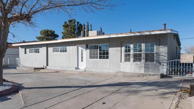 4941 Vulcan Avenue, El Paso, TX 79904 (MLS #838360) :: The Purple House Real Estate Group