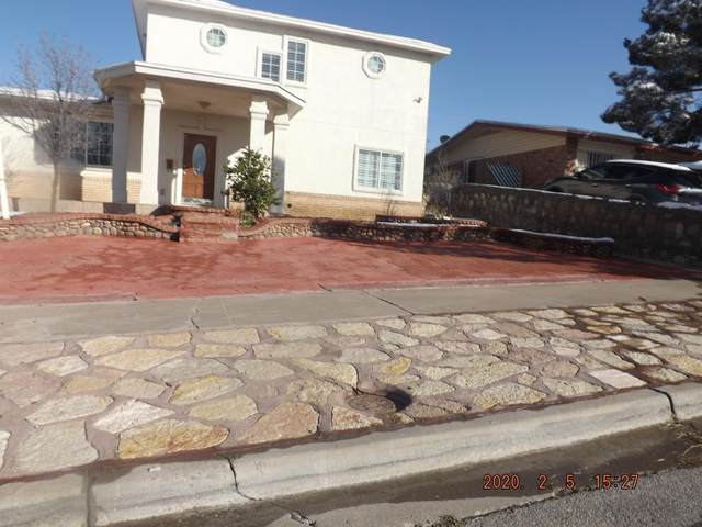 2228 Escarpa Drive, El Paso, TX 79935 (MLS #838362) :: Preferred Closing Specialists
