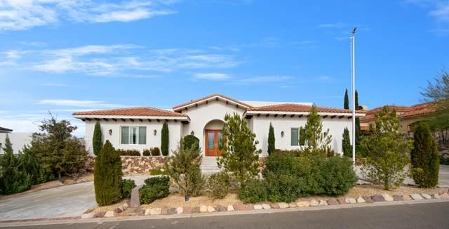 5917 Ojo De Agua Drive, El Paso, TX 79912 (MLS #838366) :: The Purple House Real Estate Group