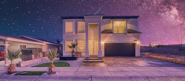 364 Via Cumbre Linda Circle, El Paso, TX 79928 (MLS #838373) :: The Purple House Real Estate Group