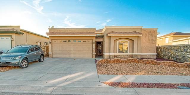 3717 Tierra Allen Place, El Paso, TX 79938 (MLS #838398) :: Preferred Closing Specialists