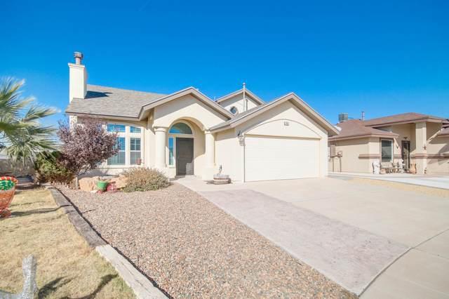 7205 Brick Dust Street, El Paso, TX 79934 (MLS #838446) :: The Purple House Real Estate Group