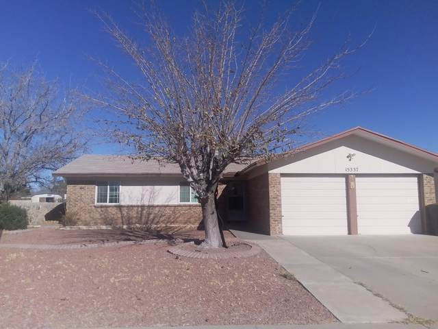 15337 Fairwood Court, Horizon City, TX 79928 (MLS #838462) :: Summus Realty