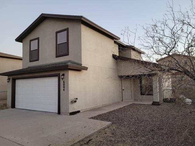 6004 Renee Weeks Court, El Paso, TX 79924 (MLS #838473) :: The Purple House Real Estate Group