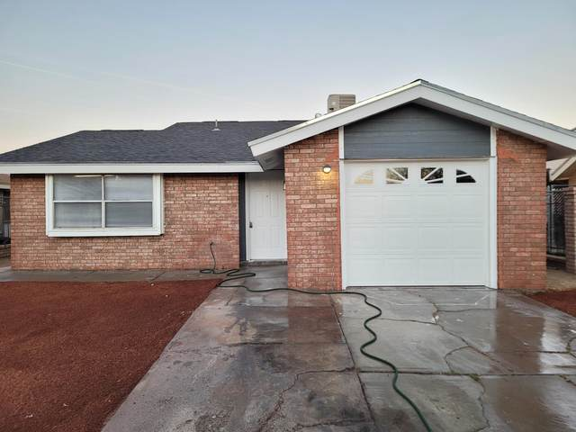 9805 Staubach Drive, El Paso, TX 79927 (MLS #838474) :: The Purple House Real Estate Group