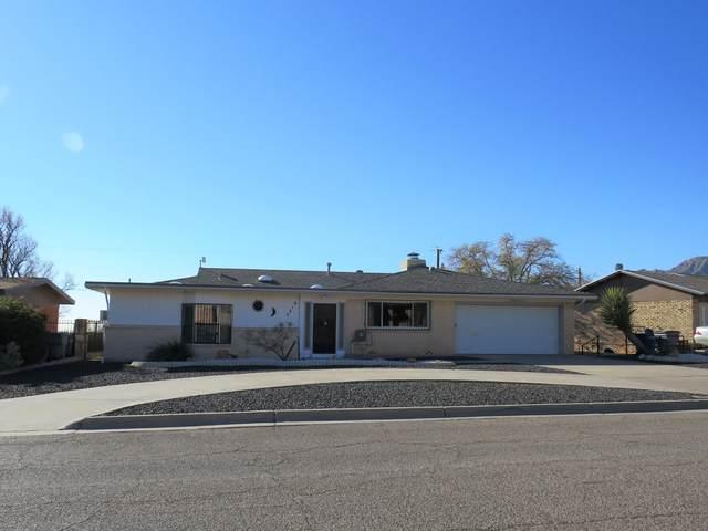 3310 Moonlight Avenue, El Paso, TX 79904 (MLS #838475) :: Preferred Closing Specialists