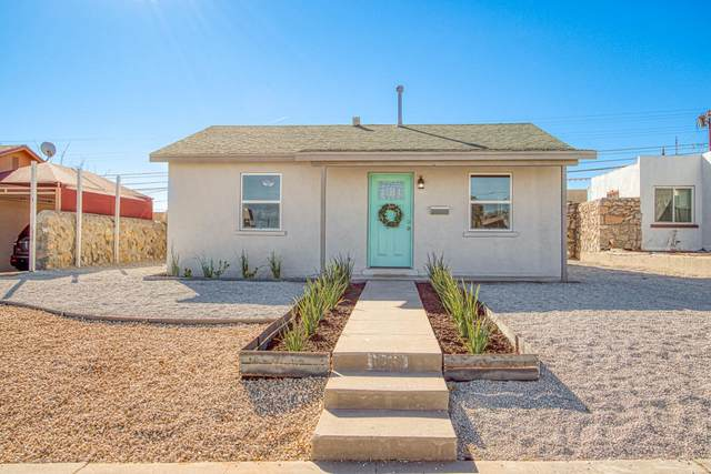 3520 Fillmore Avenue, El Paso, TX 79930 (MLS #838487) :: The Purple House Real Estate Group