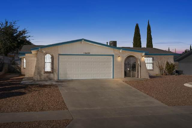 10425 Crete Drive, El Paso, TX 79924 (MLS #838489) :: Jackie Stevens Real Estate Group brokered by eXp Realty