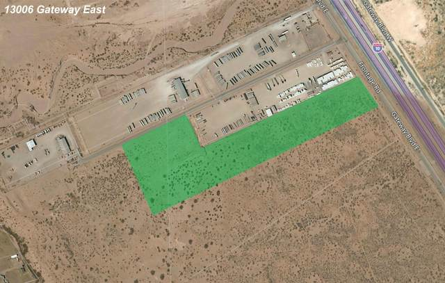 13006 Gateway Boulevard E, Clint, TX 79836 (MLS #838505) :: The Purple House Real Estate Group