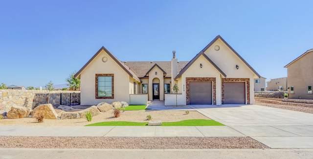 5810 Juniper Creek Drive, El Paso, TX 79932 (MLS #838512) :: The Matt Rice Group