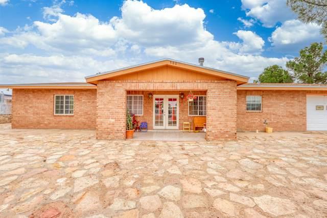508 Agua Rica, Horizon City, TX 79928 (MLS #838522) :: Preferred Closing Specialists