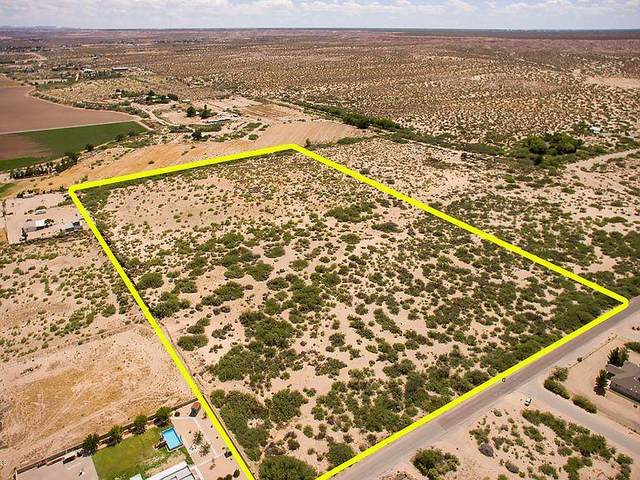 312 South Street, Anthony, NM 88021 (MLS #838526) :: The Purple House Real Estate Group