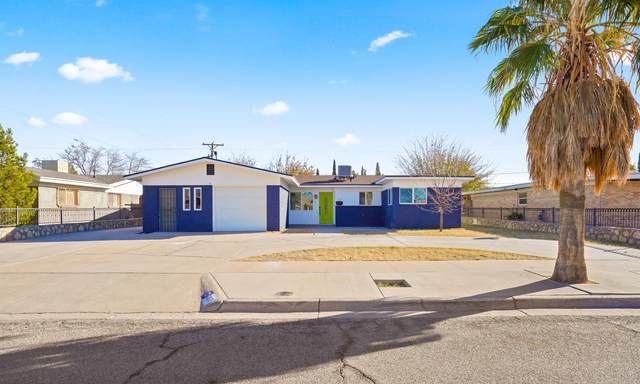 7917 Morley Drive, El Paso, TX 79925 (MLS #838530) :: Preferred Closing Specialists