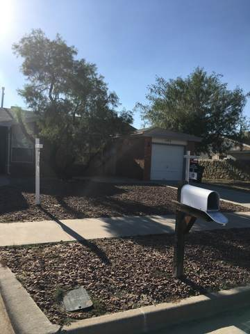 1593 Hartsdale Drive A And B, Horizon City, TX 79928 (MLS #838531) :: Preferred Closing Specialists