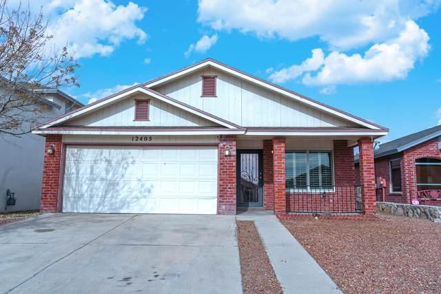 12405 Sombra Grande Drive, El Paso, TX 79938 (MLS #838548) :: The Purple House Real Estate Group